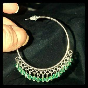 Jewelry - *Beautiful, Boho Hoop Earrings!*
